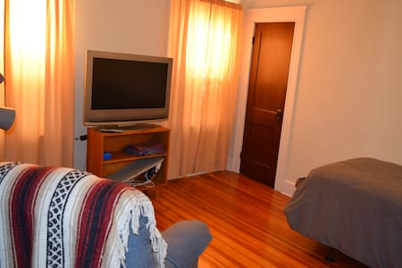 Room, private entrance 2 blocks from PC - Providence - Wohnung