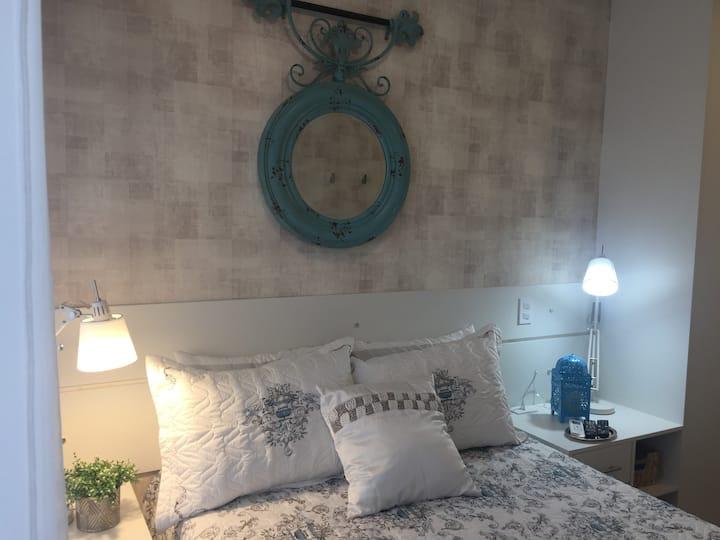 Sofisticado Apartamento em Alphaville   NOVO