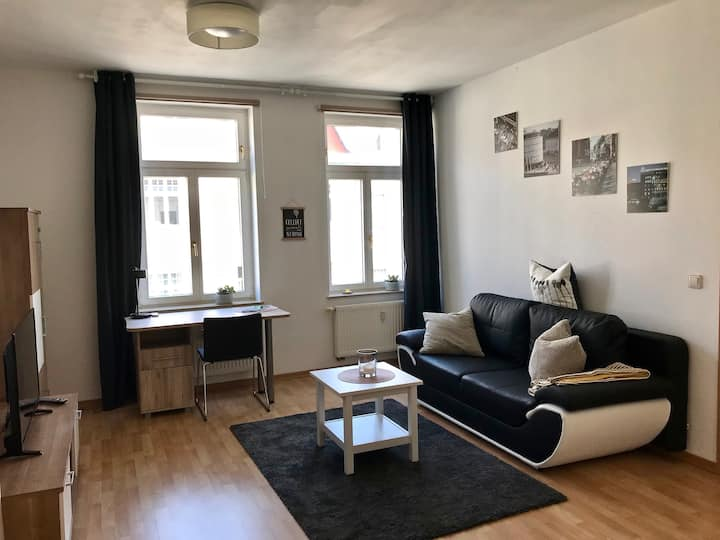 Modern & komfortabel - Küche & schnelles WLAN