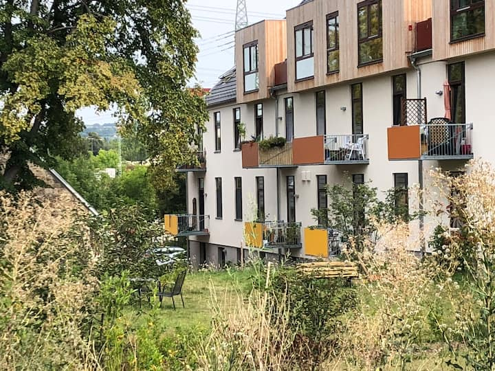 Living in Co-Operative Housing II