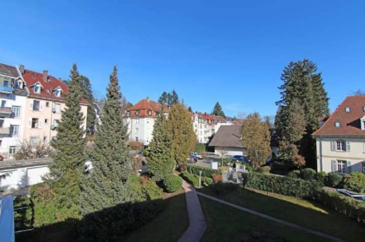 Apartment Fremersberg for 4 people with nice view