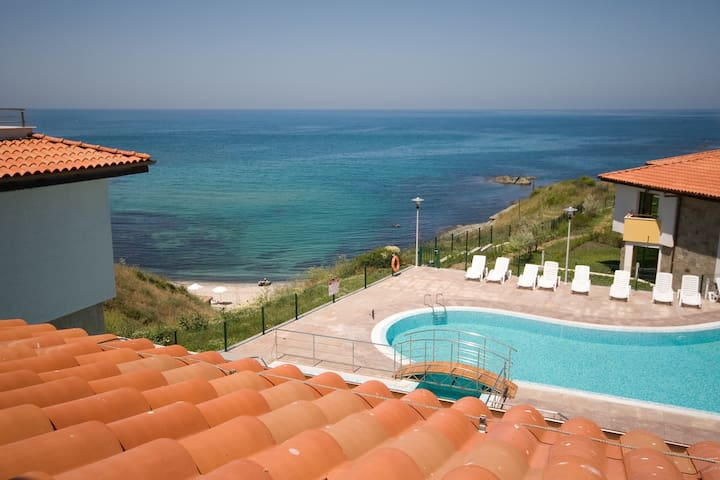 Hotel Lalov Egrek / 314 Double Room with Balcony and Sea View