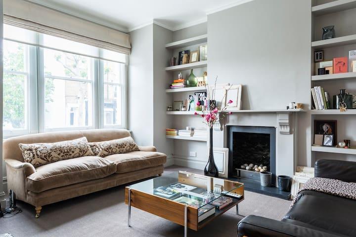 Modern victorian flat in Fulham - London - Flat