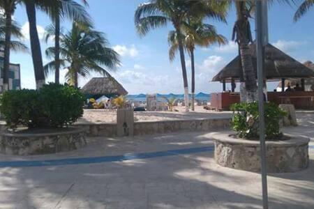 Goza tu estadía en mi departamento - Cancun