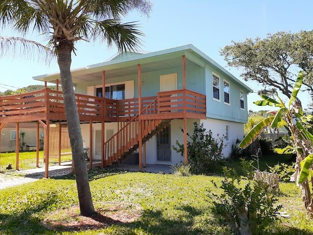 Walk to the beach, explore St Augustine, FL