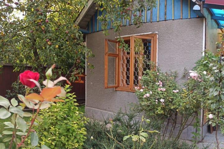 Гостевой дом Медведей  с большим садом