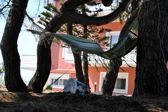 Διαμέρισμα με φόντο το ηλιοβασίλεμα - Preveza - Apartament
