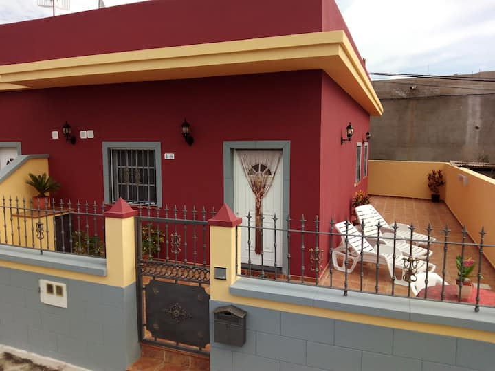 Ideal house for rest the family, Arona