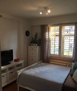 Gemütliches Zimmer - Appartement
