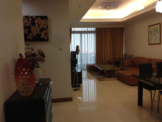 Kempinski Private Residence, 30th floor