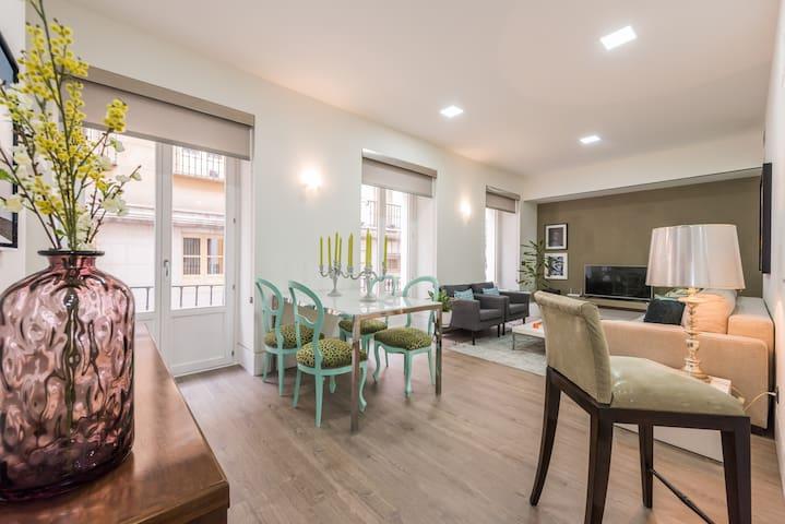 Beautyfull apartment, Plaza Santa Ana, center