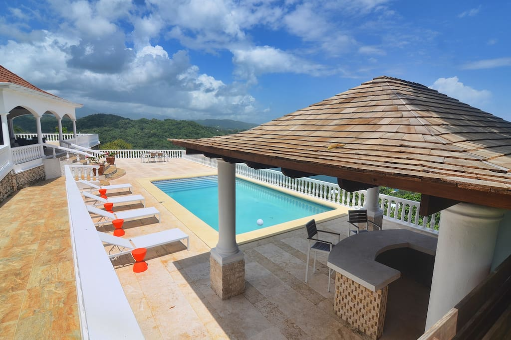 The Heaven Villa Pool