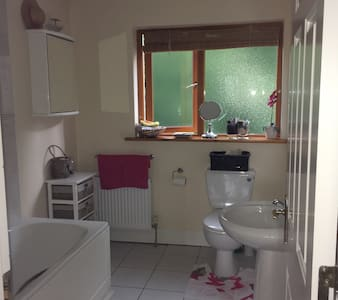 City home from home in family house - Kilkenny - House