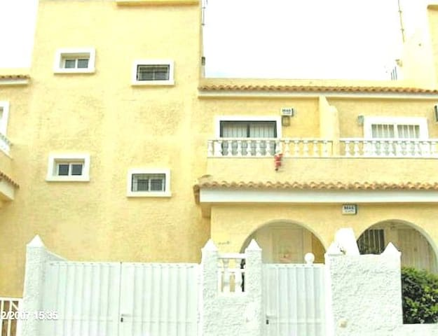 """CHALET"" GRAN ALACANT TERRACED HOUSE PUERTO MARINO"