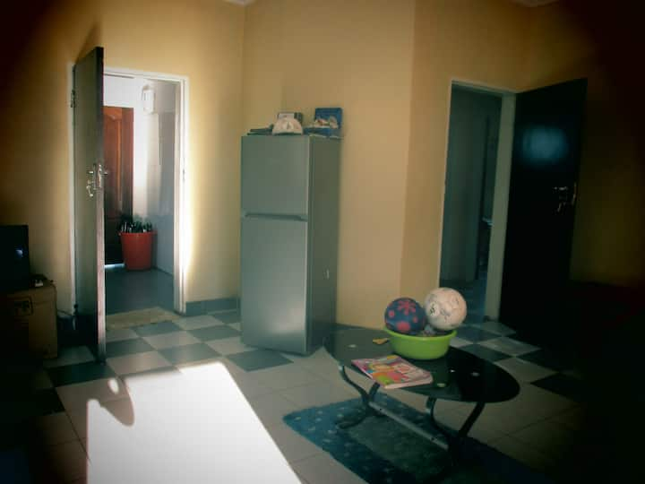 Livingstone local family Home stay