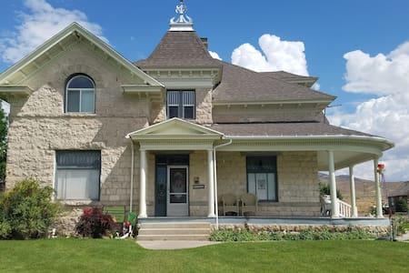 Historic Parker Homestead Utah Vacation Rental
