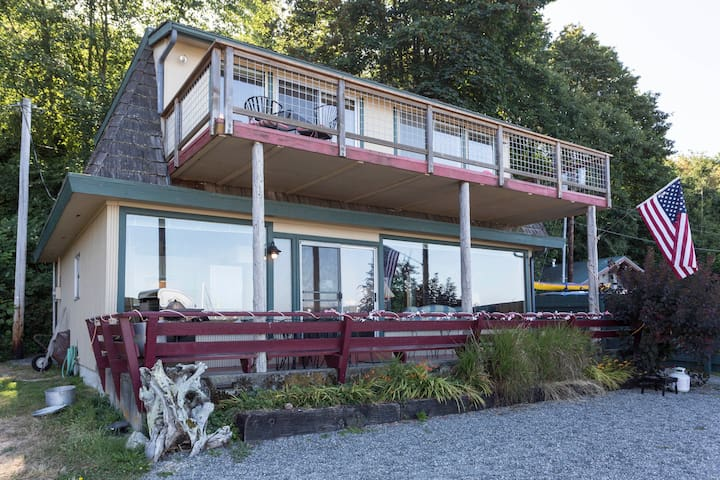 Seabreeze Waterfront Home - Langley