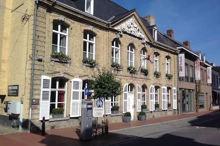 Holiday house for groups 24 pers. POPERINGE city - Poperinge