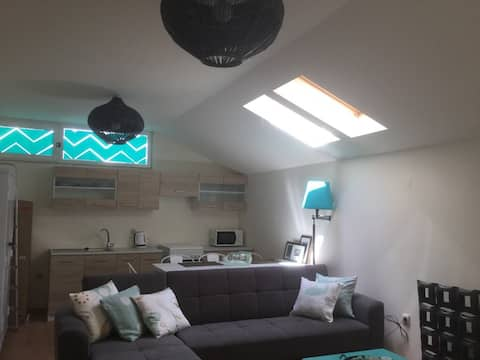 Loft Suite in Central Gytheio