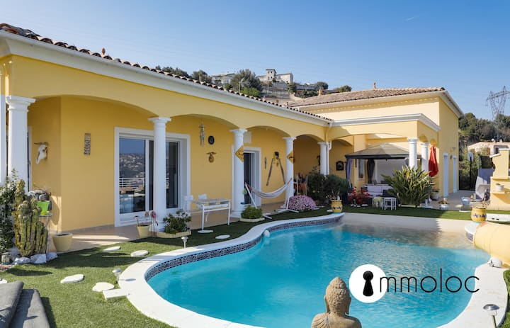 Villa Luxe de 200m2 avec piscine