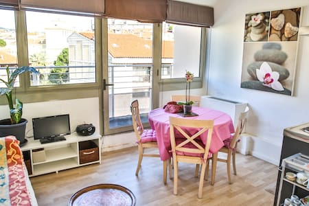 Studio in heart of Cannes - Cannes - Appartement