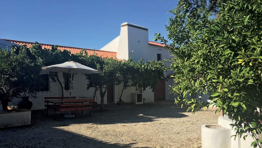Traditional rural retreat in Alentejo - Venda do Duque - Casa