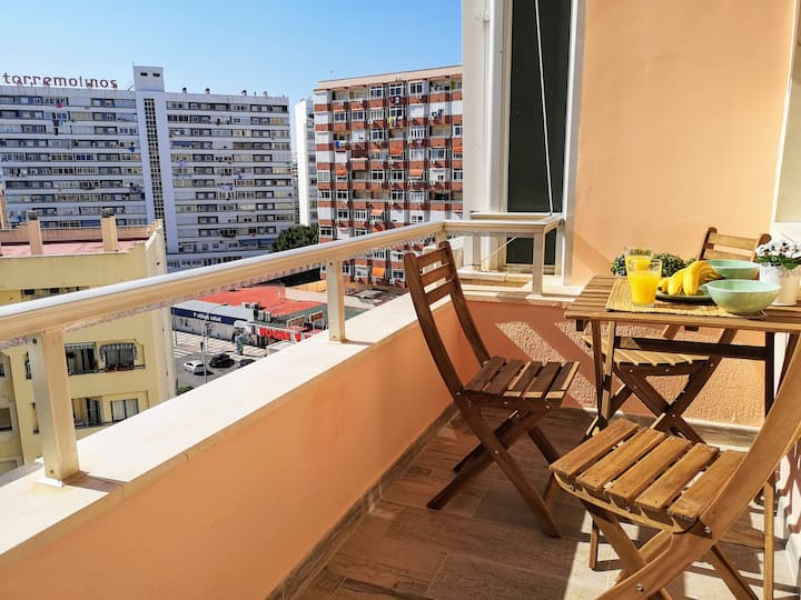 Apartamento Jimena Center- Parking Free!!