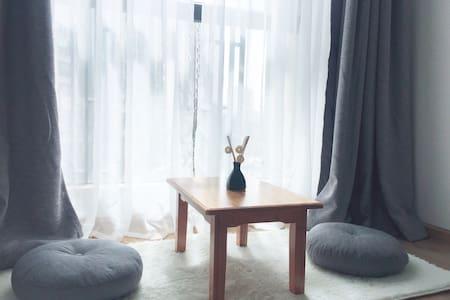 清新舒适三居室公寓 ArtDeco建筑艺术风格小区 紧邻万达南亚商业街