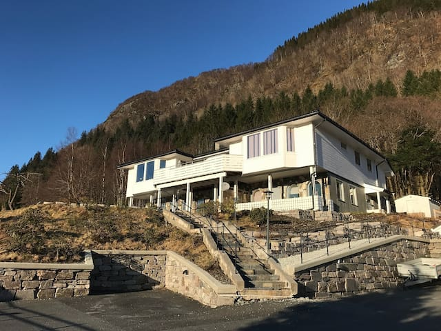 Villa for rent UCI Road World Championships Bergen - Bergen - Haus