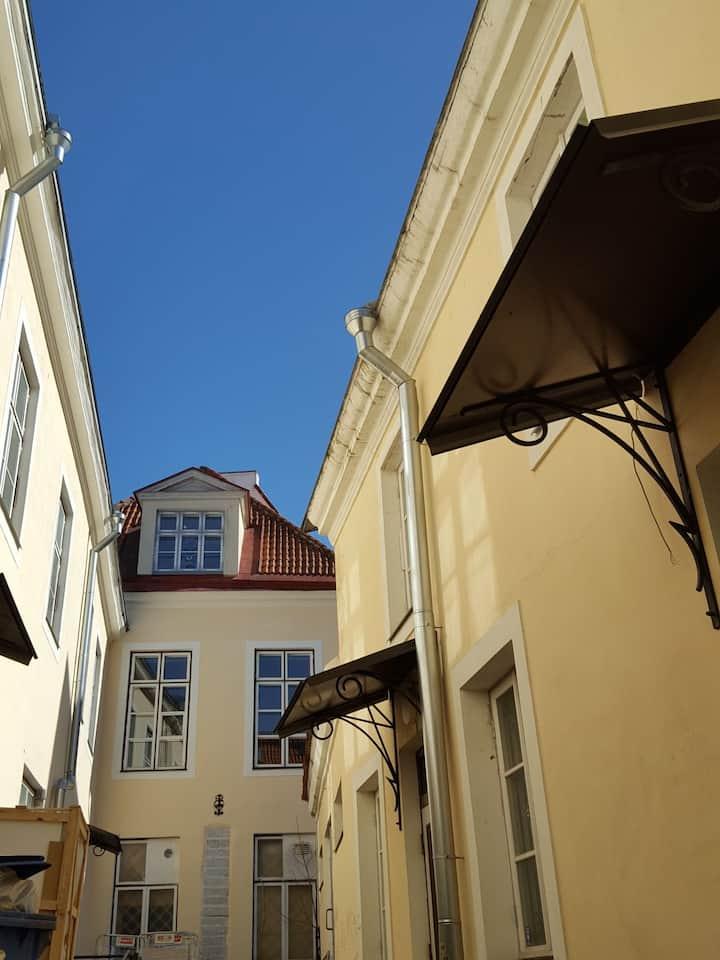Old Town Baltic Antique Lai str. Privat entrance