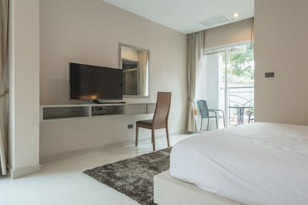 Parkview BKK/Large room/ Garden 4F - Bangkok - Apartment