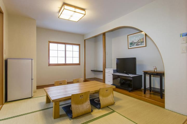 Hotel Orox Family Room with Tatami Area No Smoking