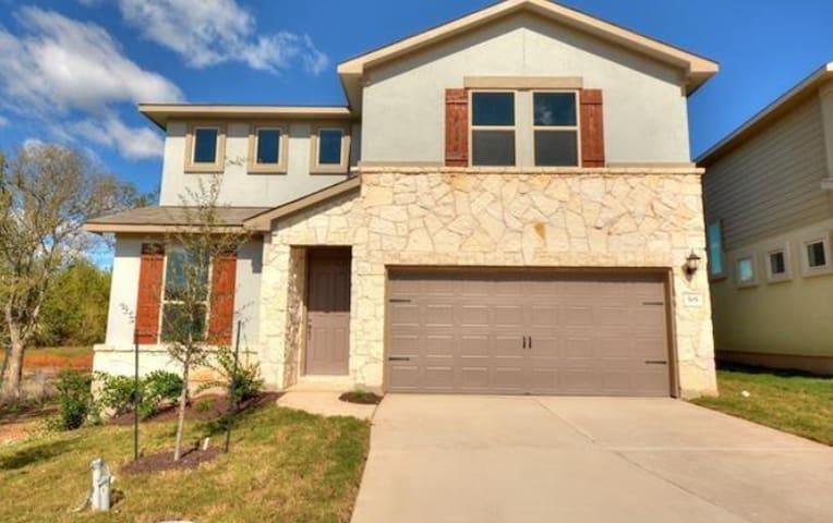 Smart South Austin Home! - Manchaca - House