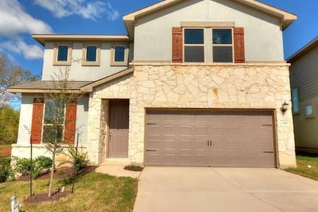 Smart South Austin Home! - Manchaca - Huis