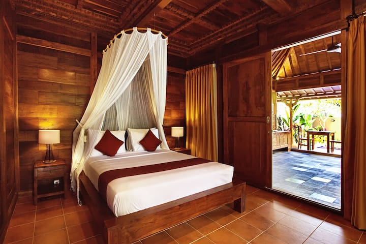 Valley View Ubud Relaxing Villa with Private Pool