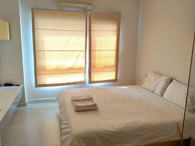 Accommodation in the city center, Ratchada Ladprao