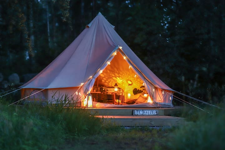 Bengtzeli's Glamping - a unique experience