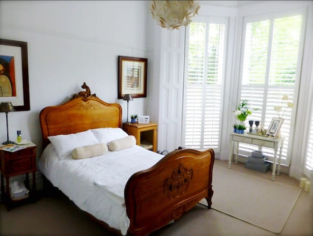 Room - beautiful victorian building - Altrincham - Apartamento