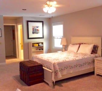 Spacious Loft Bedroom in Dunwoody -Quiet and Safe - Dunwoody