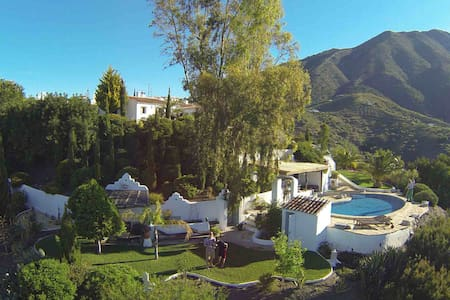 Luxury Private Andalucian Hideaway - Canillas de Aceituno - วิลล่า
