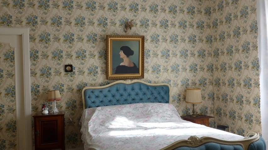chambre n°3 (lit double)
