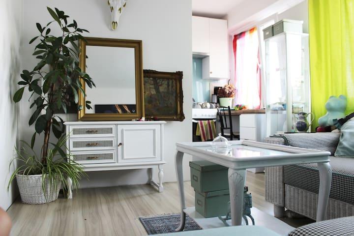 Przytulny, jasny apartament 34m2  w Jarosławiu - Jarosław - Appartement