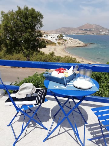 SEA VIEW Private Double Room (n.1) with terrace