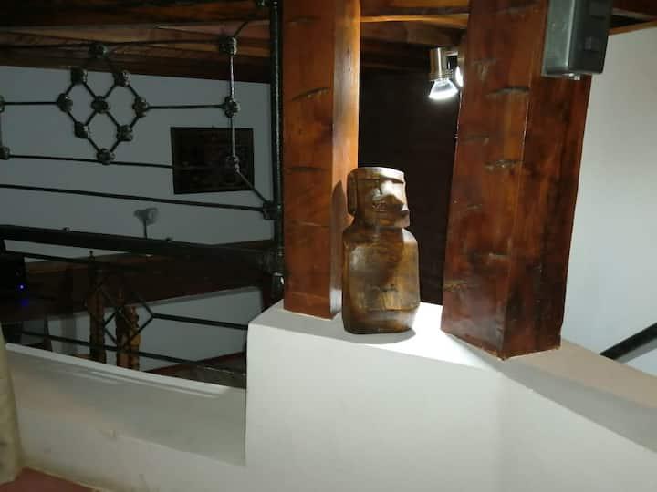 Hermoso loft en el histórico Barrio Yungay