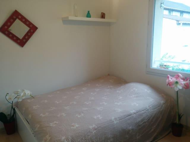 Chambre calme à 30mn du centre - Aubervilliers - Bed & Breakfast