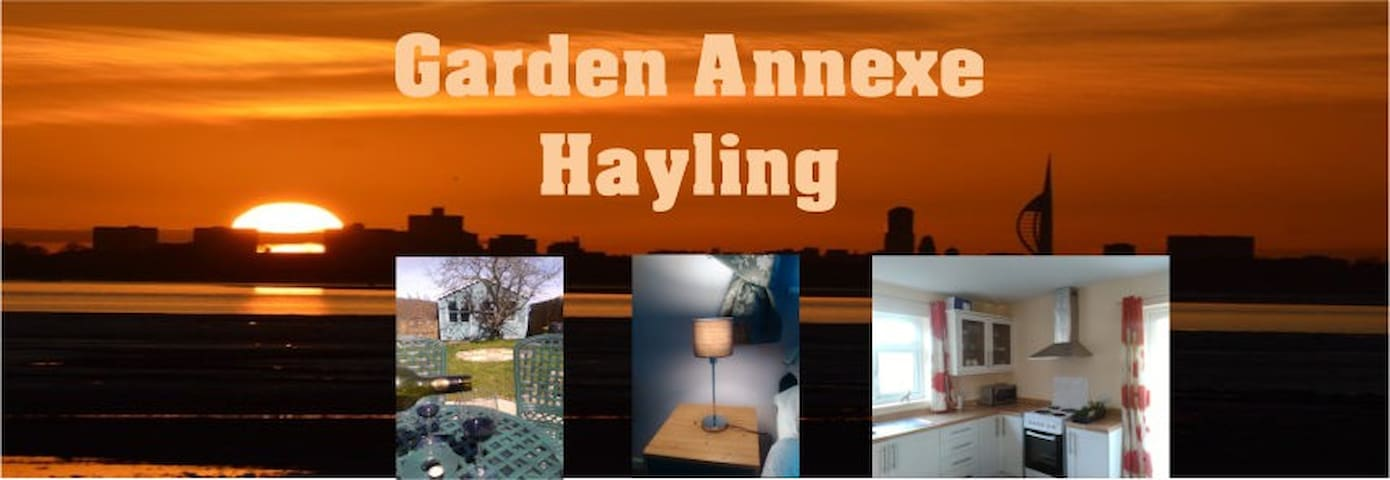 The Garden Annexe,Hayling Island - Hampshire - Byt