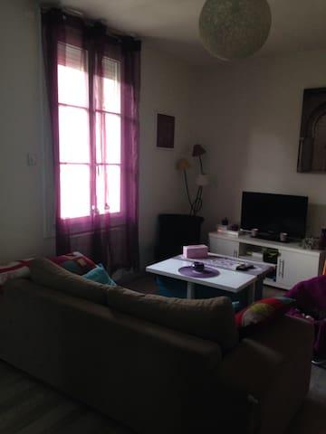 Appartement proche centre - Nantes - Huoneisto