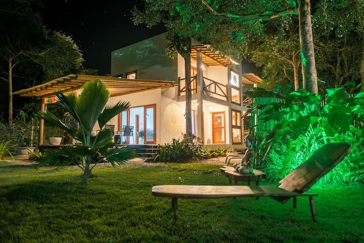ALOHA Guest House em Algodões - Pénínsula de Maraú