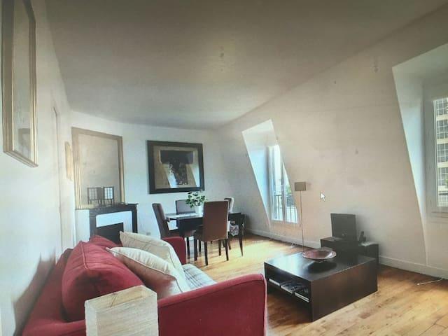 Cosy apartment near Eiffel tour - Parigi - Appartamento