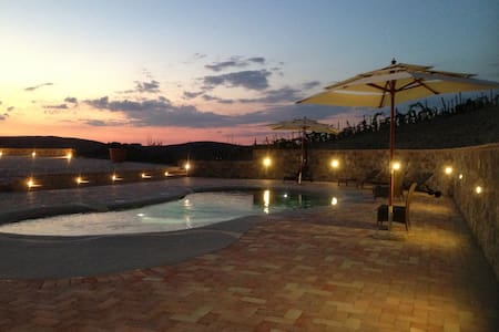 Cordella in Montalcino Wine Resort - 몬탈치노(Montalcino) - 부티크 호텔
